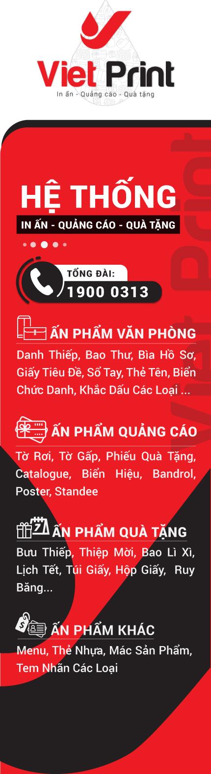Quảng cáo Viet Print