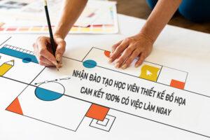 Nhận đào tạo học viên thiết kế đồ họa