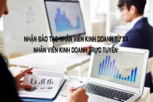 Nhận đào tạo nhân viên kinh doanh từ xa