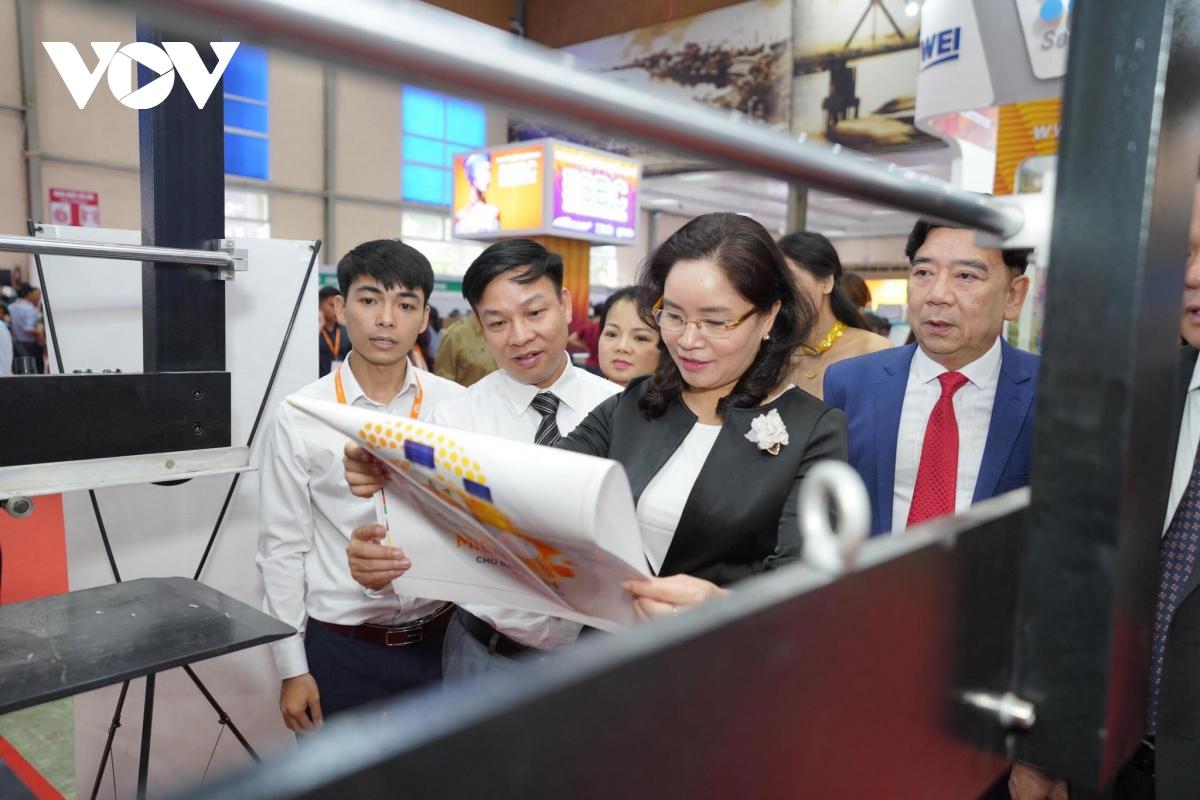 Triển lãm VietAd 2021 dự kiến chào đón trên 10.000 lượt khách tham quan.